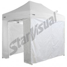 Gazebo BASIC 3x2 mt IMPERMEABILE con KIT PARETI
